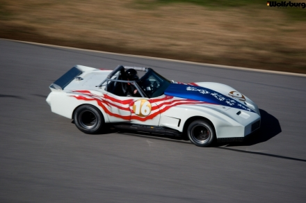 Bonus from the web - Corvette by JPS Racing