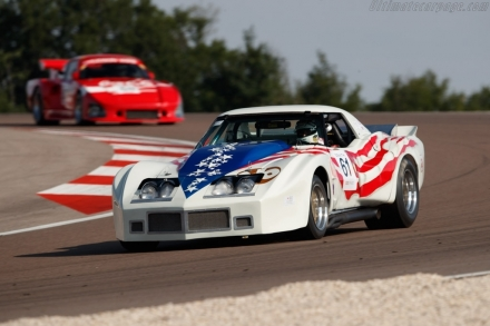 - Corvette by JPS Racing